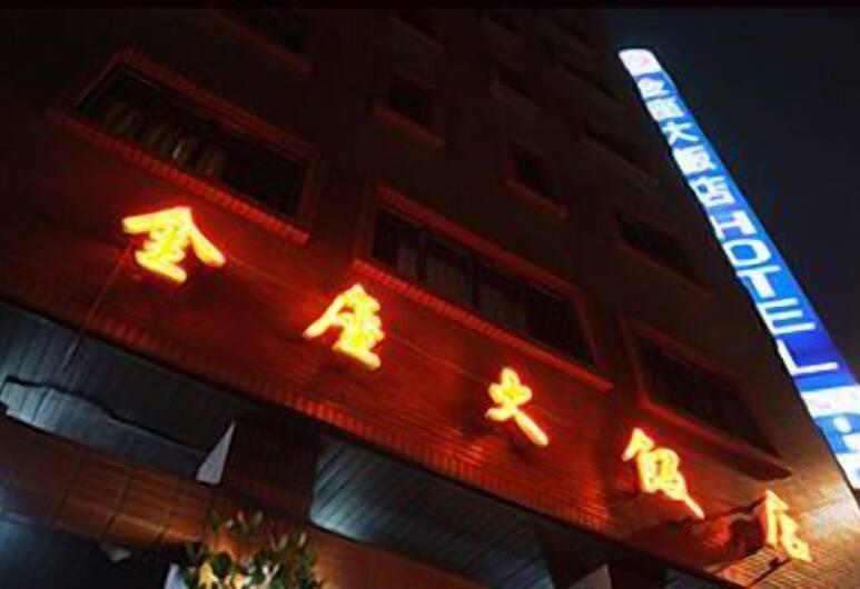 金座大飯店, 台中市, 外觀