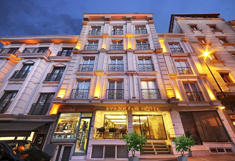 Ayasultan Hotel, Istanbul