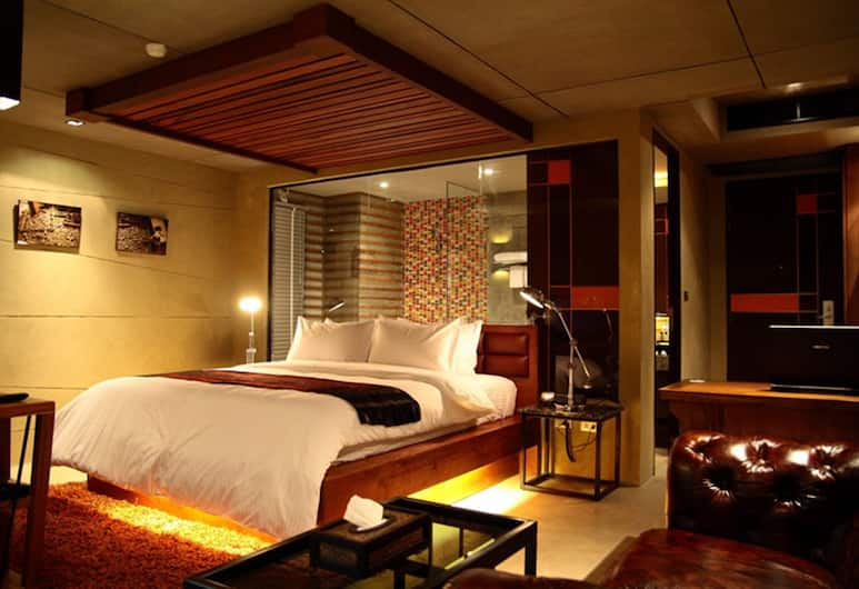The Fusion Suites, Bangkok, Deluxe Suite Room, Guest Room