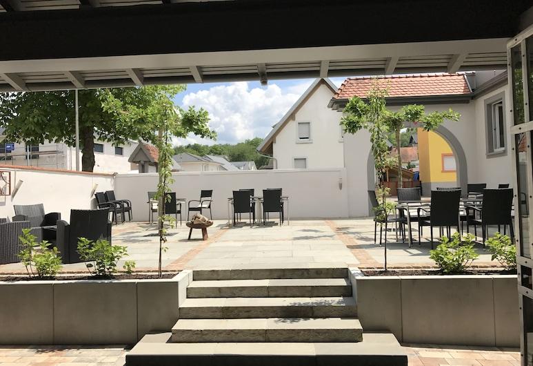 Heckenrose, Ringsheim, Hotellområde