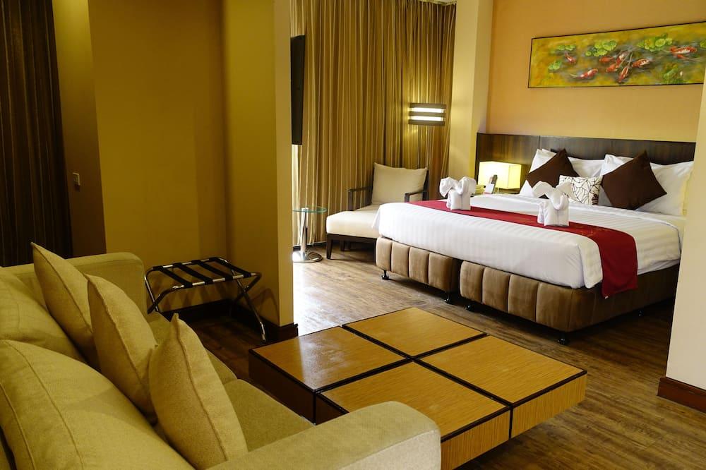 Suite (Ramada) - Sala de estar