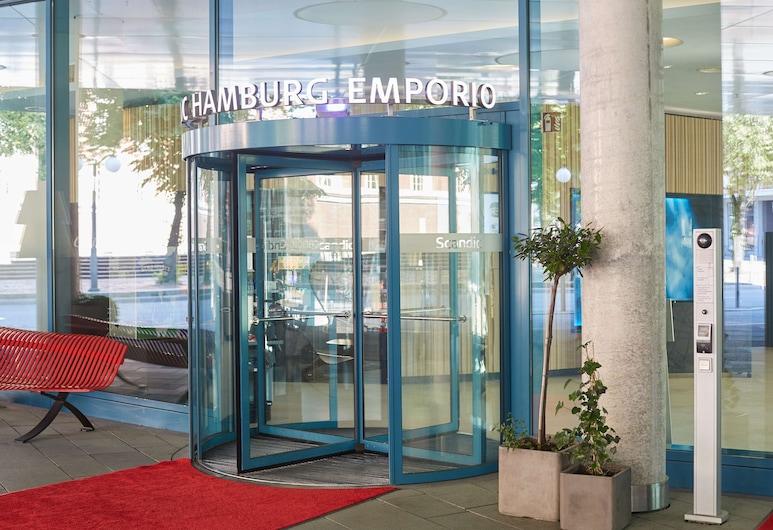 Scandic Hamburg Emporio, Hamburg, Utvendig