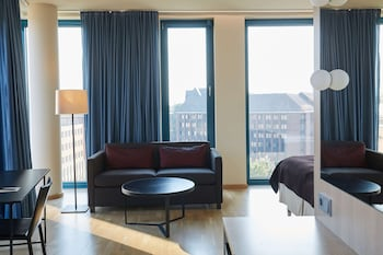 A(z) Scandic Hamburg Emporio hotel fényképe itt: Hamburg