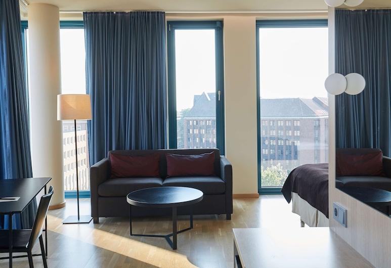 Scandic Hamburg Emporio, Hamburgo, Habitación familiar (Superior), Zona de estar
