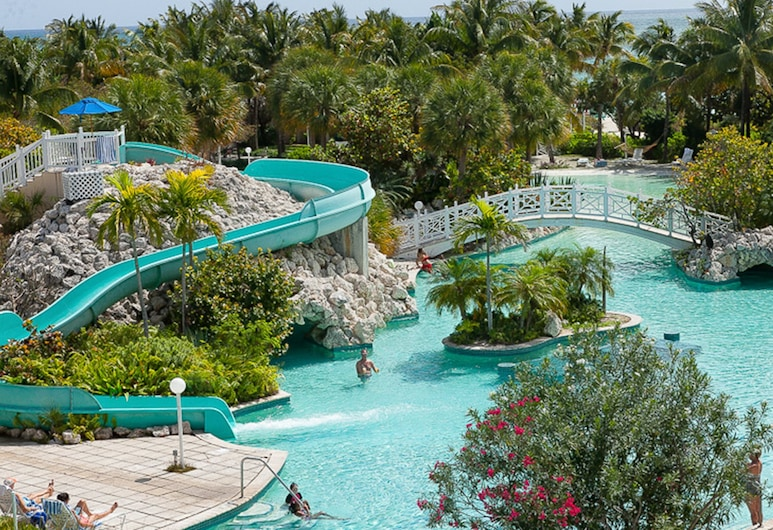 The Marlin at Taino Beach Resort & Clubs, Freeport, Piscina al aire libre