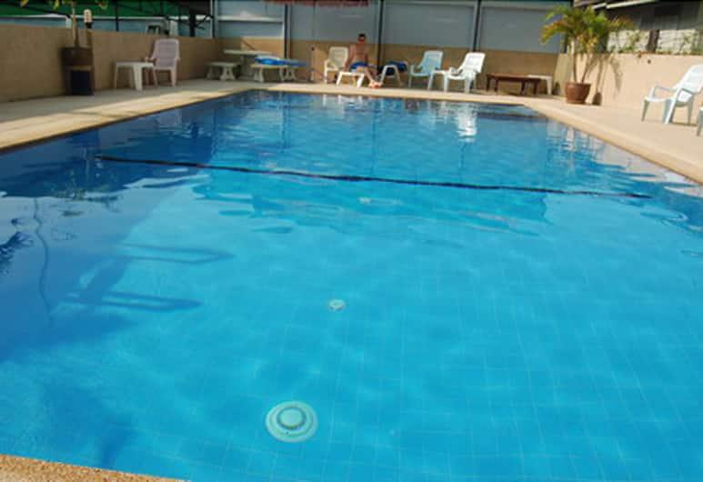 班曼塔拉酒店, Hua Hin, 室外泳池