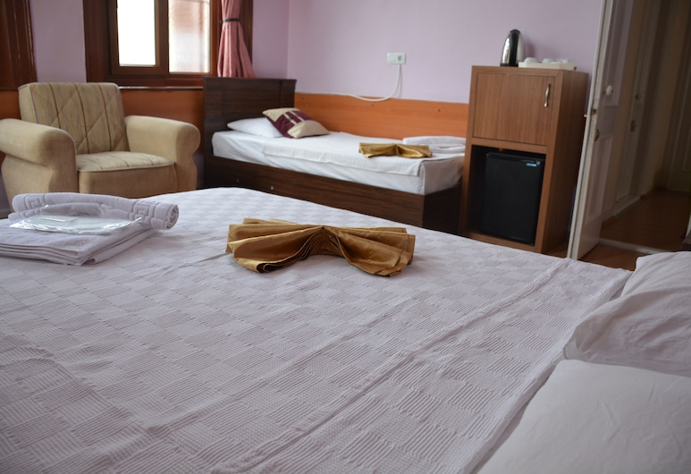 Held Hotel Kaleici, Antalya, Familienzimmer, Zimmer
