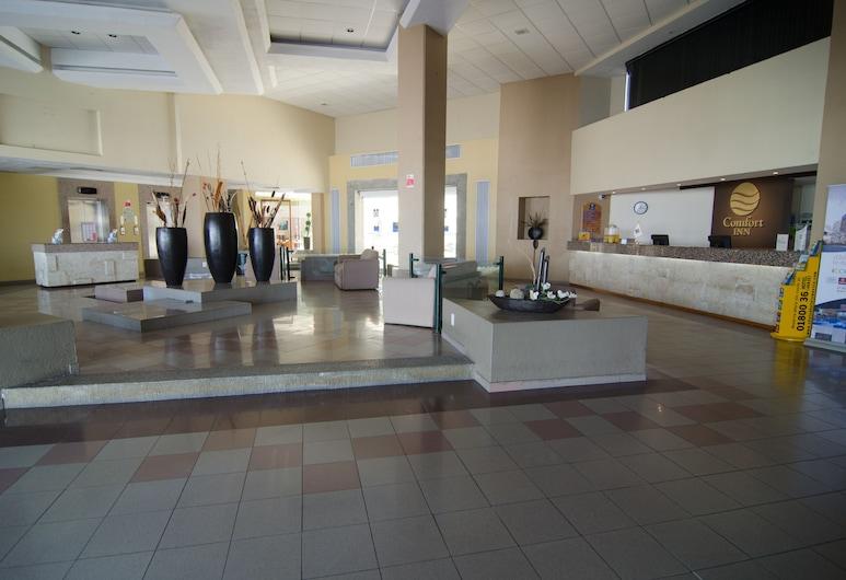 Comfort Inn Veracruz, Βερακρούζ, Καθιστικό στο λόμπι
