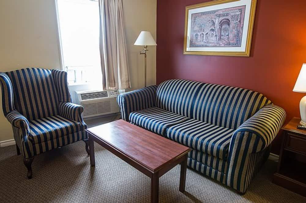 Standardna soba, 1 king size krevet i kauč na rasklapanje, za nepušače - Dnevni boravak