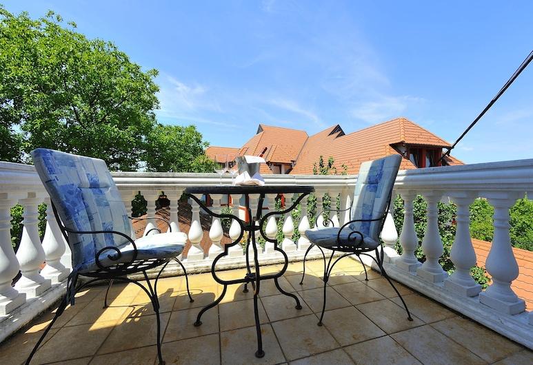Sucevic Hotel, Belgrad, Standard-Apartment, Balkon