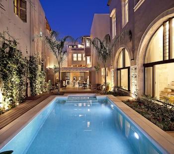 Foto van Rimondi Boutique Hotels in Rethymnon
