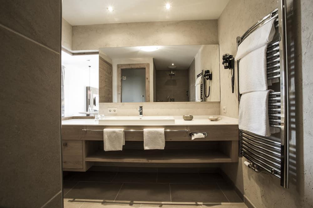 Single Room Junior Suite Superior - Bathroom