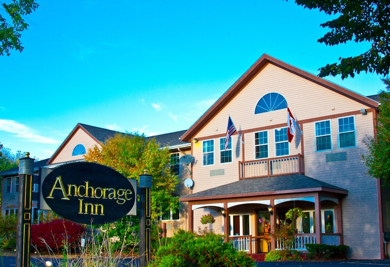Anchorage Inn, Burlington sur