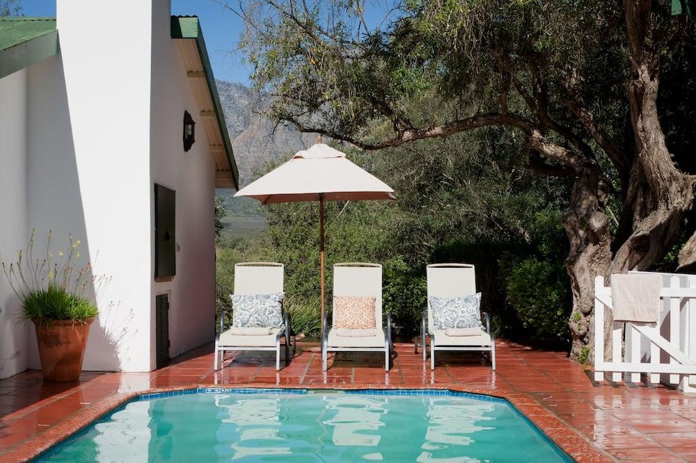 Ferienhaus (Wild Olive House 2) - Außenpool