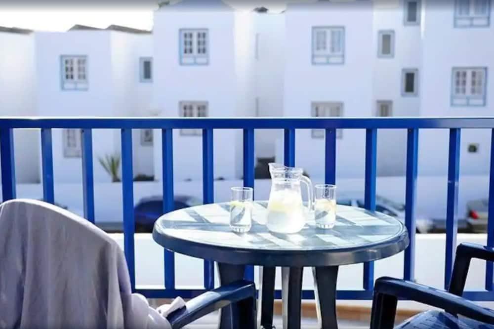 Apartamento, 1 habitación (2 single beds and 1 sofa) - Balcón