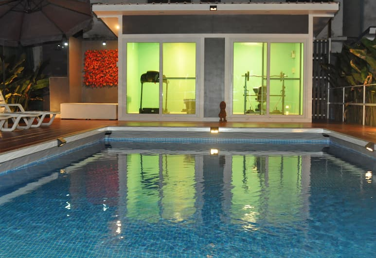Kriss Residence, בנגקוק, סטודיו כושר