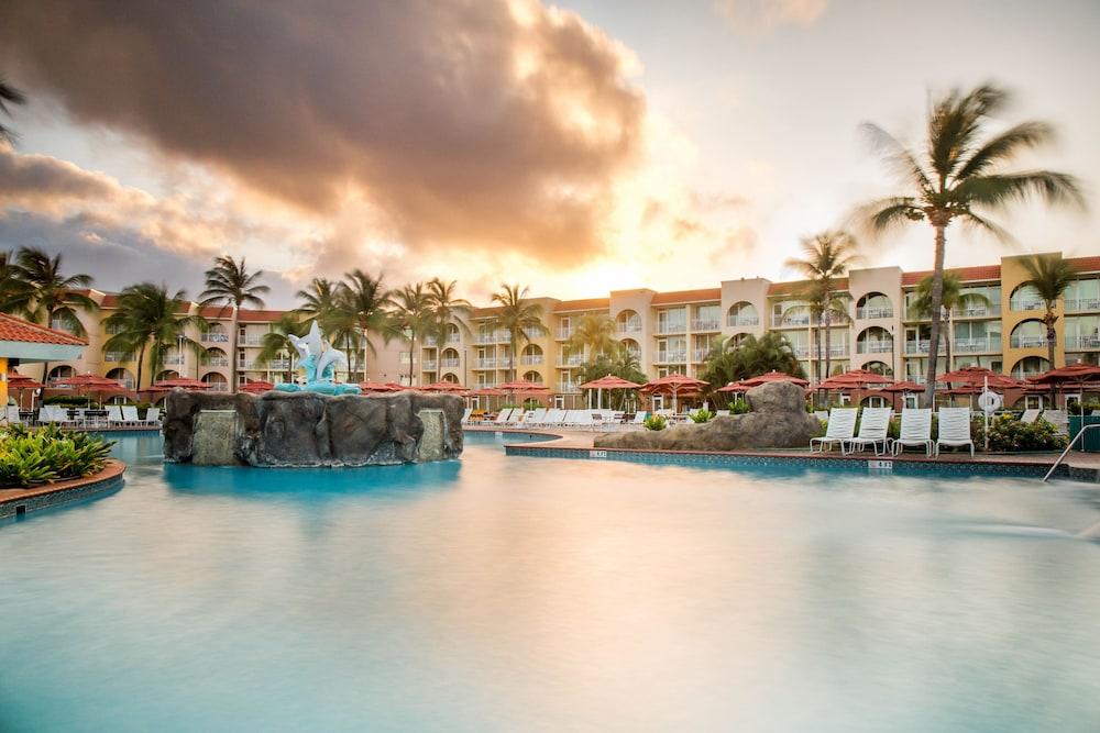 La Cabana Beach Resort And Oranjestad