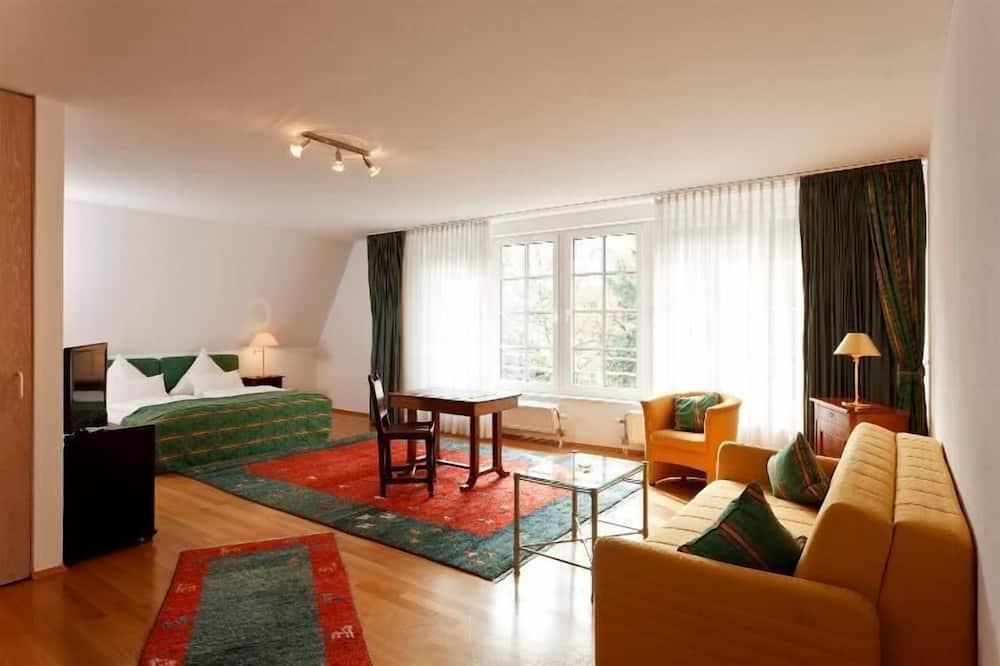 Deluxe-Doppelzimmer - Wohnzimmer