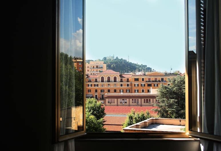Cielo Vaticano Guest House, Róma, Szoba kétszemélyes ággyal, Vendégszoba kilátása