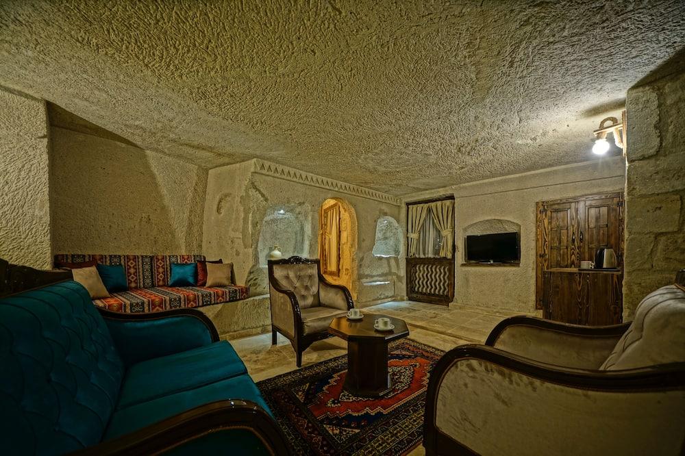 Royal Suite - Living Area
