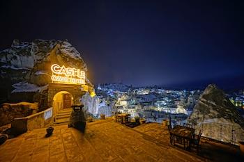 在内夫谢伊尔的城堡洞穴酒店照片