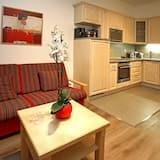 Superior Apartment, Kitchenette - Living Room