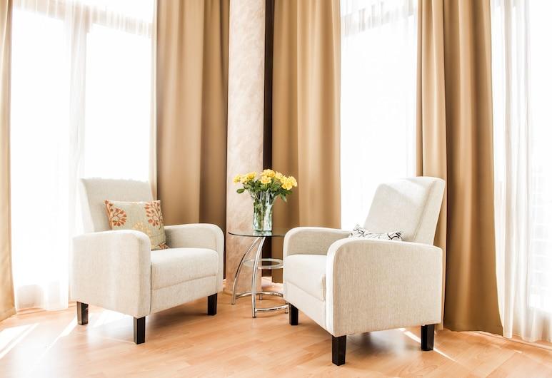 Feng Shui Wellness Apartmanház, Heviz, Pagerinto tipo apartamentai, 1 miegamasis, Kambarys