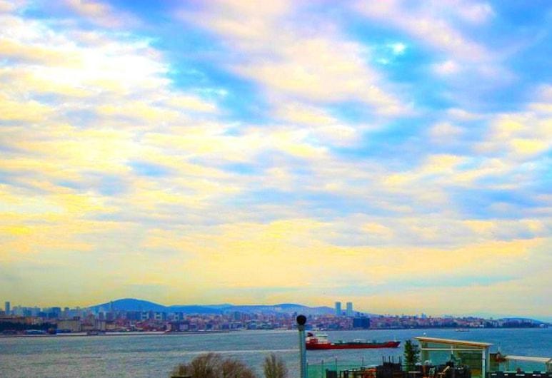 Charm Hotel, Istanbul, Terasa