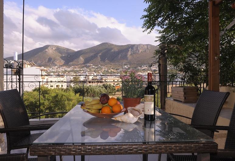 Erofili Apartments, Hersonissos, Štúdio (Sea or Mountain View), Výhľad na hory