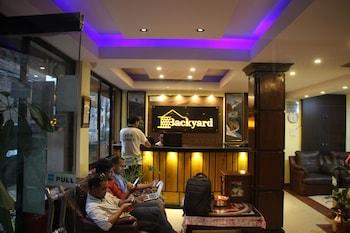 Bild vom Backyard Hotel in Katmandu