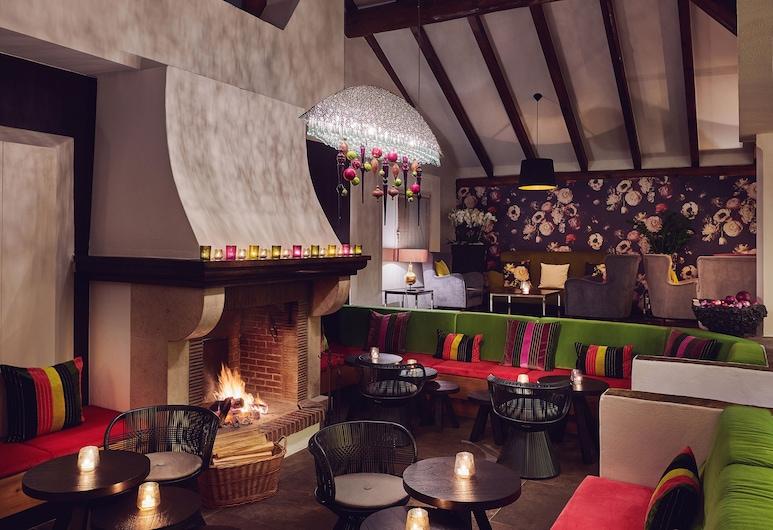 Giardino Mountain, St. Moritz, Hotel Lounge