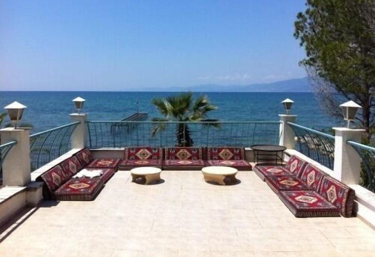 Altin Camp & Park Hotel, Burhaniye, Αίθριο/βεράντα