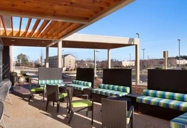 Home2 Suites by Hilton Lexington Park Patuxent River NAS, MD, Lexington Park, Teras/Veranda