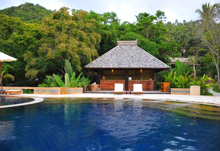 Sensi Paradise Beach Resort, Koh Tao, Hồ bơi