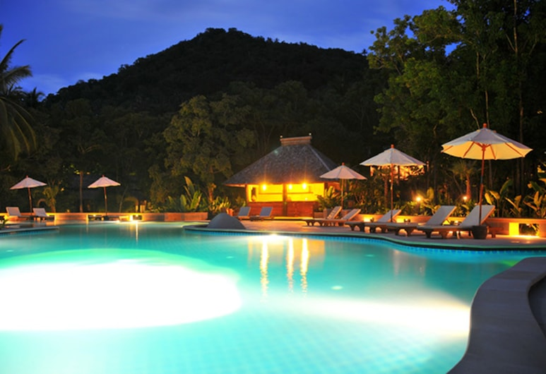 Sensi Paradise Beach Resort, Koh Tao, Εξωτερική πισίνα