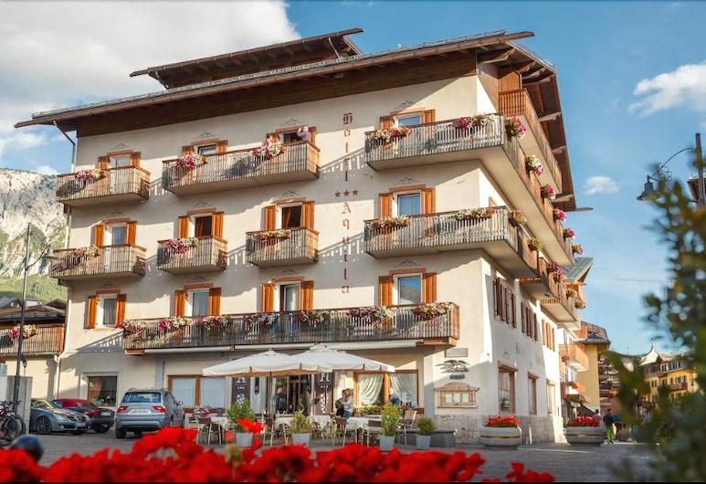 Aquila, Cortina d'Ampezzo