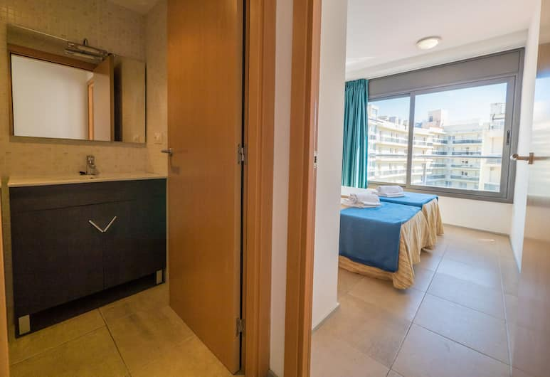 Apartaments AR Niu d'Or, Lloret de Mar, Štandardný dvojposchodový apartmán, 2 spálne (Apartment), Izba