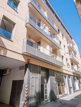 Lloret de Mar — zdjęcie hotelu Apartaments AR Niu d'Or