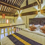 Suite familiar, 1 cama de matrimonio grande - Zona de estar