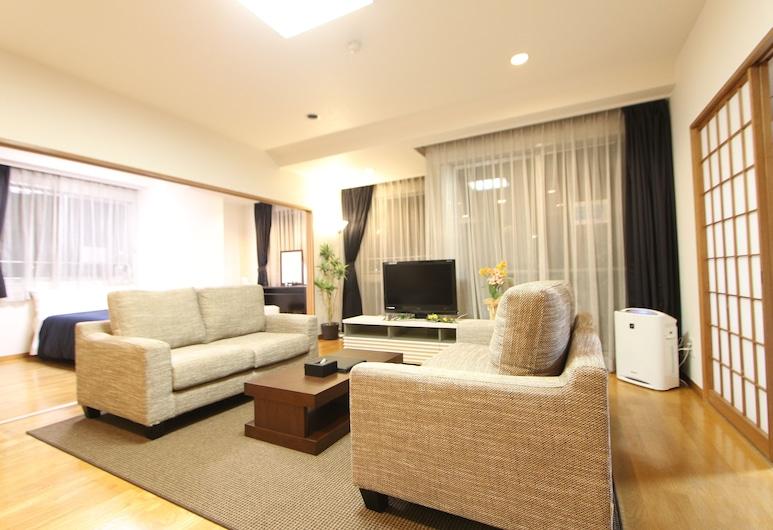 HOTEL LiVEMAX Korakuen, Τόκιο, Σουίτα, Καπνιστών, Καθιστικό