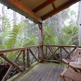 Two Bedroom Cabin - Balcony