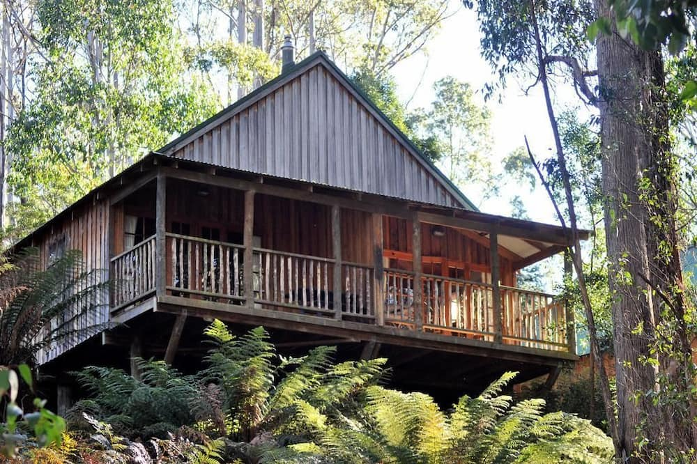 Standard Cabin, 1 Bedroom, Jetted Tub, Hill View - Balcony