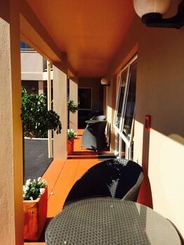 基督城托斯卡納汽車旅館的相片