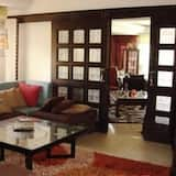Deluxe-Apartment - Wohnzimmer