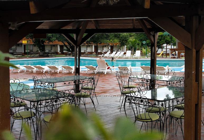 Hotel Faranda Bolívar Cúcuta, San José de Cúcuta, Outdoor Pool