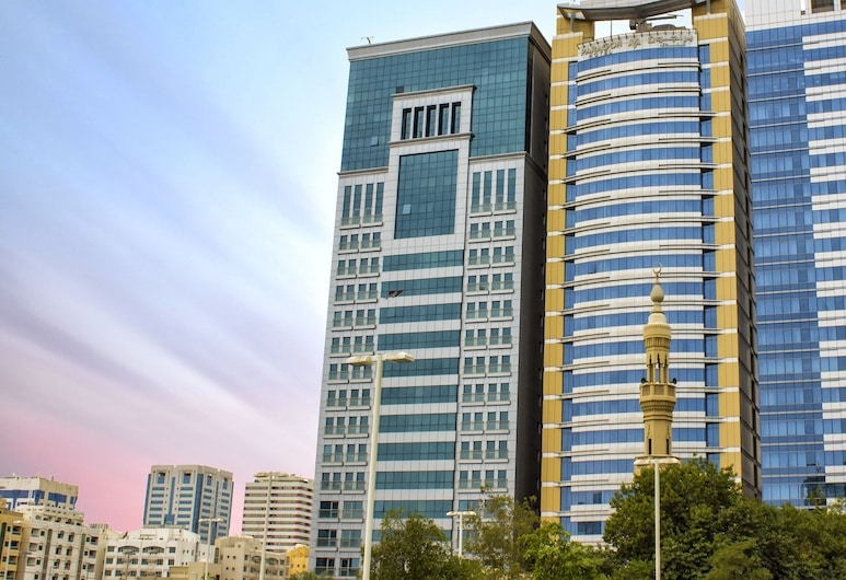Paragon Hotel, Abu Dhabi