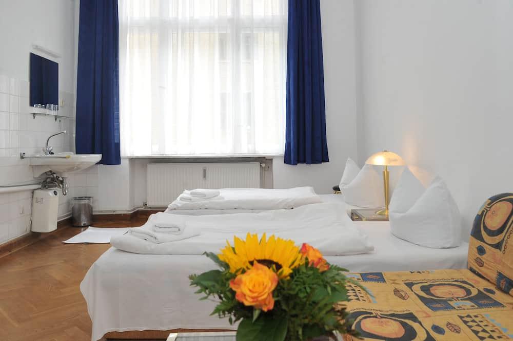 Einzelzimmer, Gemeinschaftsbad - Zimmer