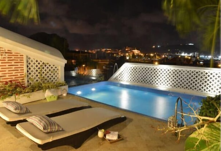 Casa Santa Ana Hotel Boutique - Spa, Cartagena, Outdoor Pool
