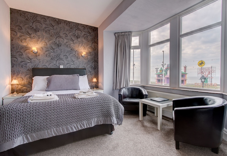 Windsor Park, Blackpool, Superior Double Room, Sea View, Guest Room