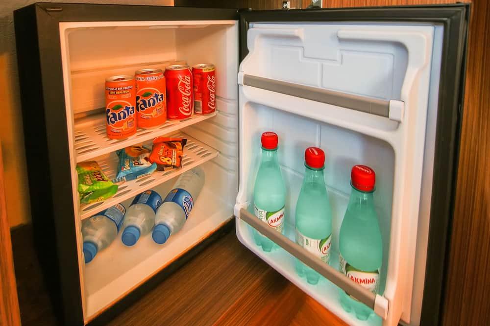 Double Room - Mini Refrigerator